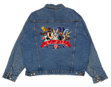 90' Vintage Looney Tunes Denim Jacket / 1993