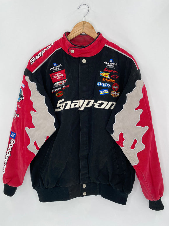 Vintage NASCAR Snap-On Size M Racing Jacket / 5592