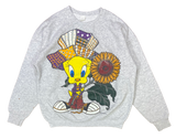 90's Tweety Looney Tunes Vintage Sweat-Shirt / 2019