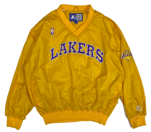 Lakers STARTER Vintage Nylon Jacket / 686