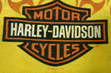 00' Harley Davidson Made in USA Vintage T-Shirts / 2034