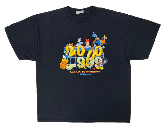 00's Walt Disney World Vintage T-Shirts / 2097
