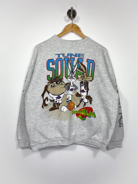 90's Looney Tunes Tune Squad Vintage Sweat-Shirt / 4566