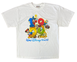 90's Walt Disney World 1999 Made in USA Vintage T-Shirts / 2108
