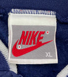 90's Nike Silver Tag Zip-Up Vintage Sweat-Shirt / 2255