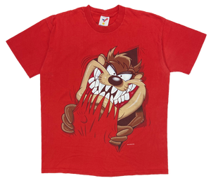 90's Vintage Taz Looney Tunes Made in USA T-Shirts / 2774
