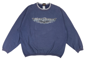 1998 Harley Davidson Vintage Sweat-Shirt / 282