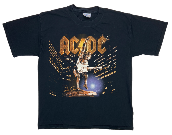 2000 AC/DC Made in USA Vintage T-Shirts / 2831