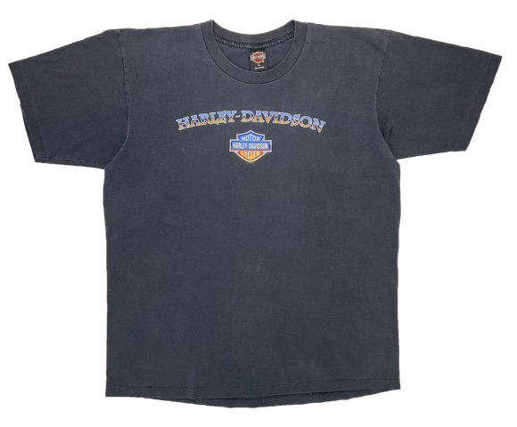 90's Harley Davidson Made in USA Vintage T-Shirts / 2836