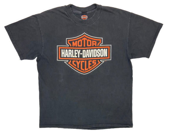90's Harley Davidson Made in USA Vintage T-Shirts / 2839