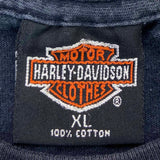 90's Vintage Harley Davidson Made in USA T-Shirts / 2841