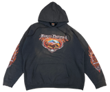 04' Harley Davidson Vintage Sweat-Shirt / 292