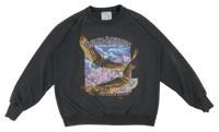 1990 Harley Davidson Vintage Sweat-Shirt / 293