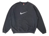 90's Nike Big Swoosh Vintage Sweat-Shirt / 3059