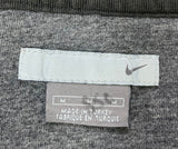 00' Nike Mini Swoosh Half-Zip Hoodie Vintage Sweat-Shirt / 3089
