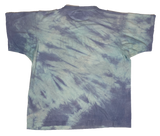 80's Led Zeppelin Tie-dye Vintage Music T-Shirt / 316
