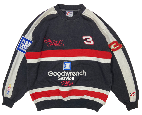 Vintage Dale Earnhardt Racing Sweat-Shirts / 3202