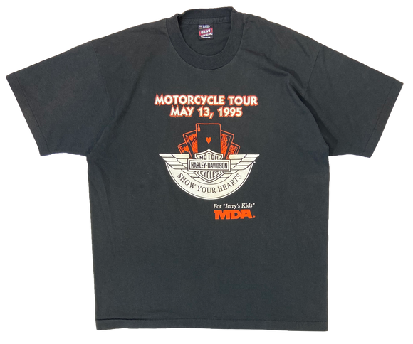 1995' Harley Davidson Made in USA Vintage T-Shirts / 3229