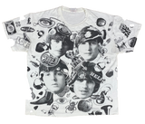 1991 Beatles All over print T-Shirt / 324