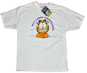 90's Garfield Dead stock Vintage T-Shirt  / 340