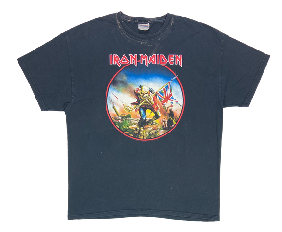Vintage Iron Maiden T-Shirt / 3479