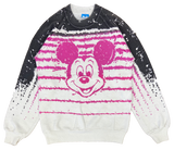 80's Disney Mickey All Over Print Vintage Sweat-Shirts  / 350