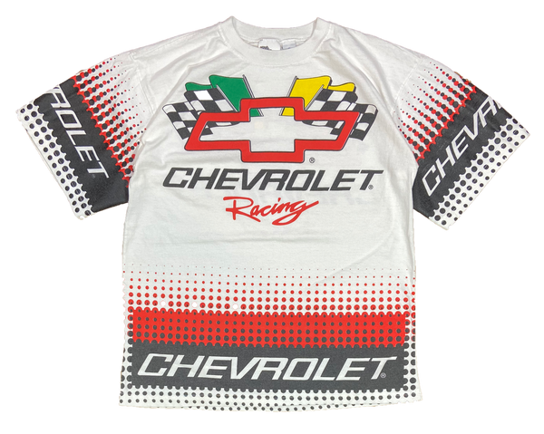 90's Chevrolet Vintage Racing T-Shirt / 3620