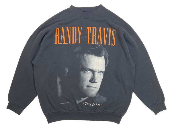 1994' Randy Travis Vintage Sweat-Shirt / 3834