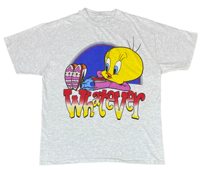90's Looney Tunes Tweety Vintage T-Shirts  / 388