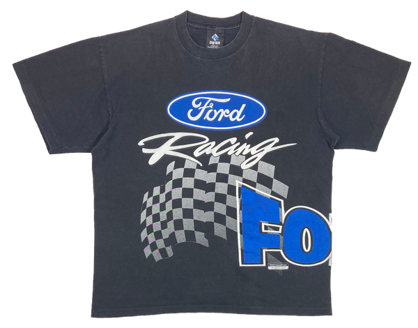90's Ford Racing Made in USA Vintage T-Shirt / 3979