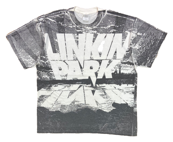 Vintage Linkin Park All Over Print T-Shirt / 3980