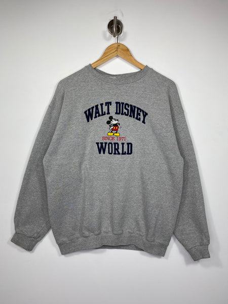 00' Disney Mickey Made in USA Vintage Sweat-Shirts / 4594