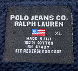 Vintage Polo Jeans Co. Ralph Lauren Knit Sweater  / 4021