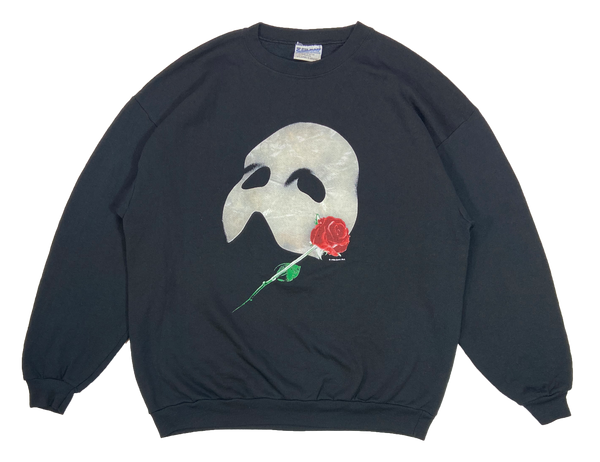 1986' The Phantom of the Opera Vintage Sweat-Shirt / 4026