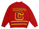 1995' Kansas City Chiefs Made in USA Vintage NFL Sweat-Shirt / 4094