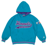 90's Starter Hornets NBA Hoodie Sweat-Shirt / 4103