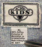1995' Looney Tunes Vintage Kids Denim Jacket / 4116