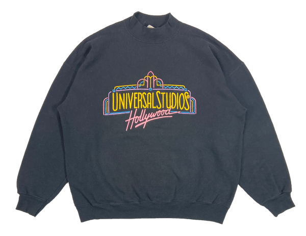 90's Universal Studios Hollywood Made in USA Vintage Sweat-Shirts / 4160