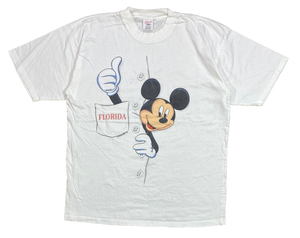 Vintage Mickey Mouse Disney T-Shirts / 4318