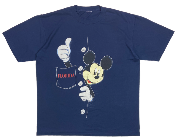 Vintage Mickey Mouse Disney T-Shirts / 4319