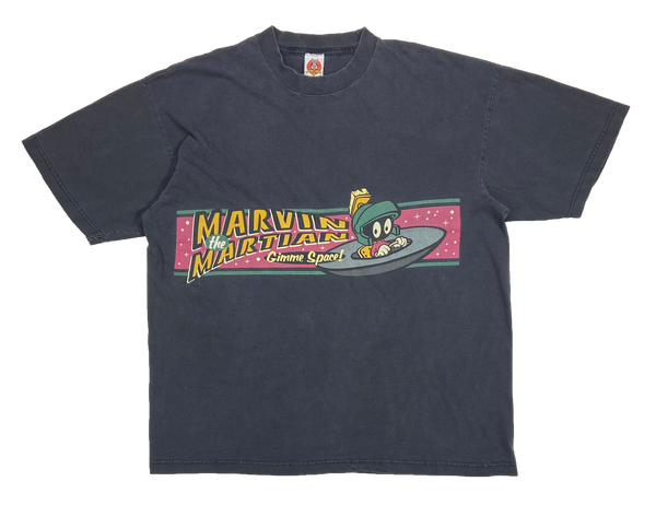 1997' Marvin the Martian Looney Tunes Vintage T-Shirt / 4341
