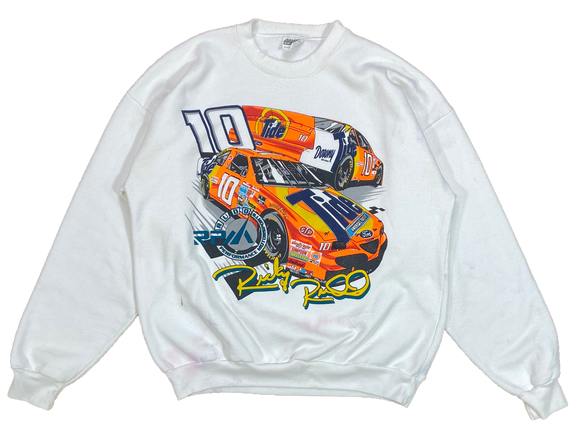 90's Ricky Rudd Tide Vintage Racing Sweat-Shirts / 4438