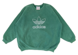 90's Adidas Vintage Made in USA Sweat-Shirts / 447