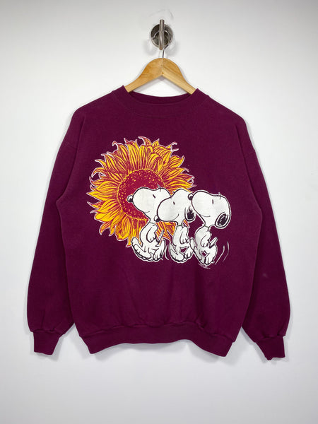 90's Snoopy Vintage Sweat-Shirt / 4494