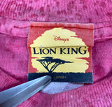Lion King  All Over Print Vintage Disney T-Shirts  / 522