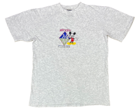 90's Mickey Vintage Disney T-Shirts  / 563