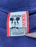 90's Mickey Vintage Disney T-Shirts  / 572