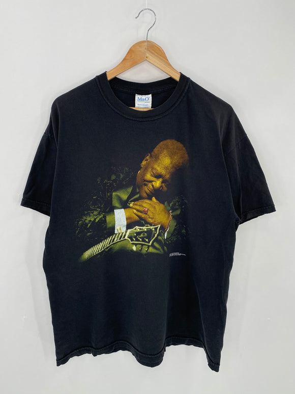 00'  B.B. KING Size XL Vintage Music T-shirt / 6247
