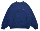 90's Nike Made in USA Mini Swoosh Vintage Sweat-Shirt / 631