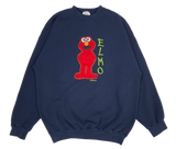 90's Elmo Vintage Sweat-Shirt / 711